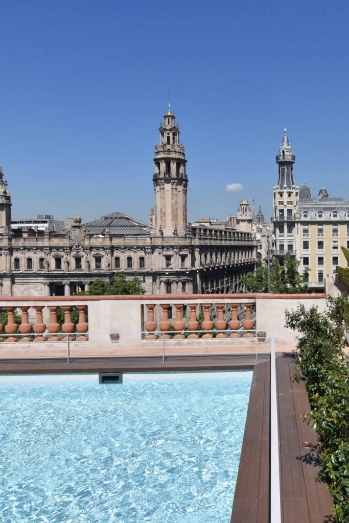 apartamentos corporativos piscina madrid