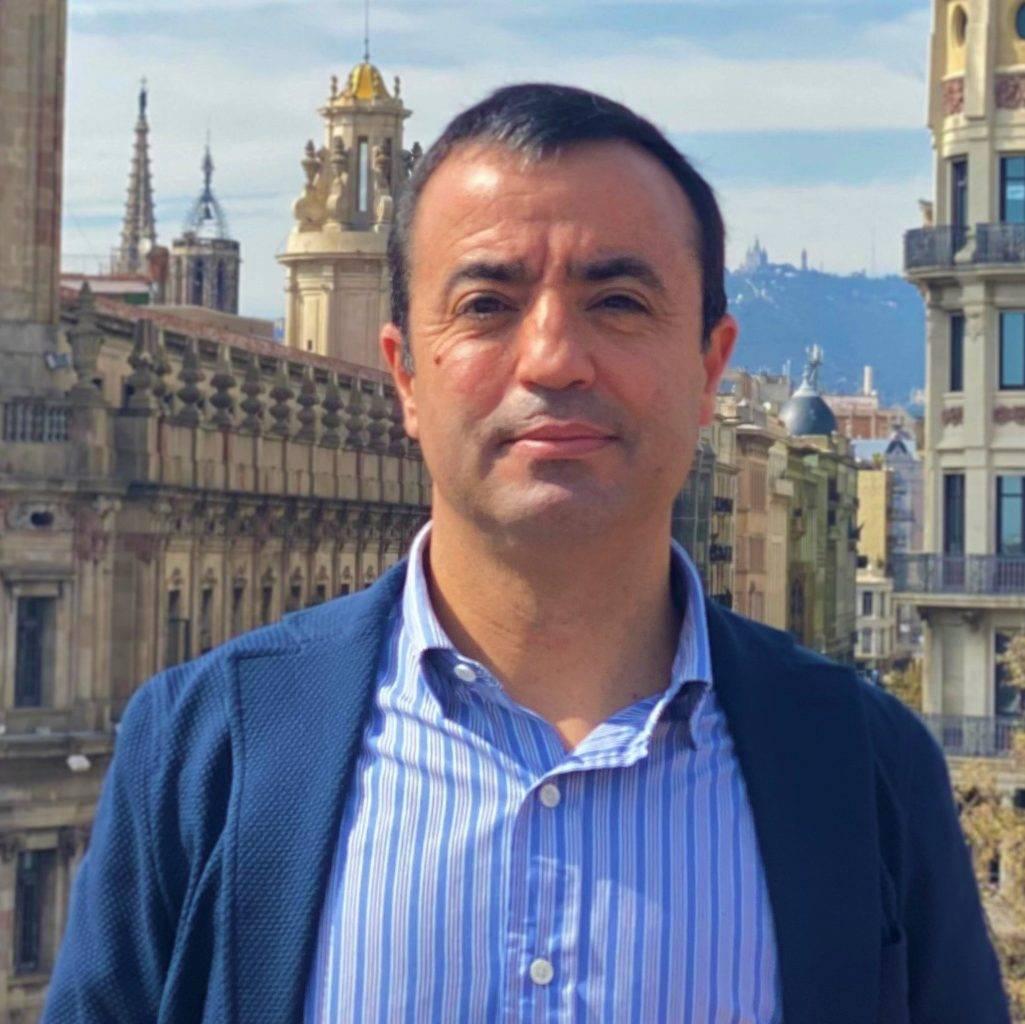 Raúl Parrales COO Caterina