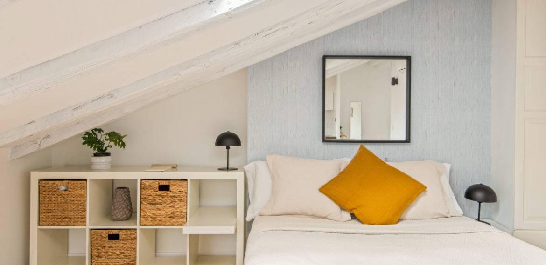 10. Loft – Bedroom