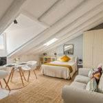 5. Loft – Living room
