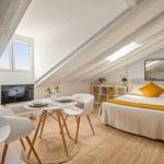 6. Loft – Living room