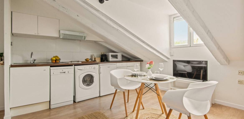 7. Loft – Kitchen