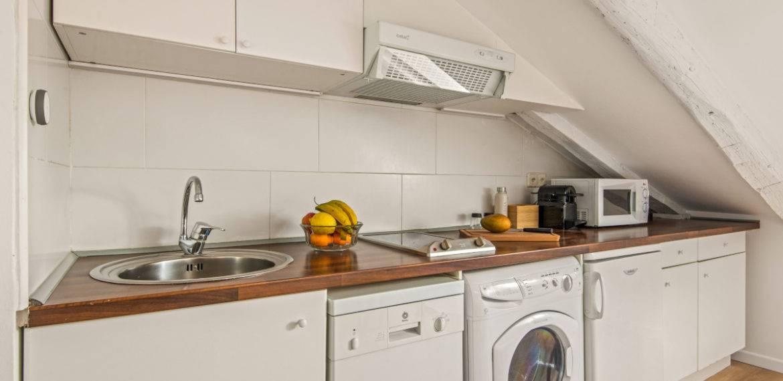 8. Loft – Kitchen