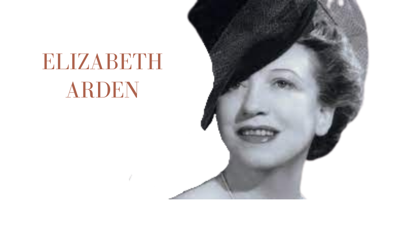 Elizabeth Arden - international businesswoman