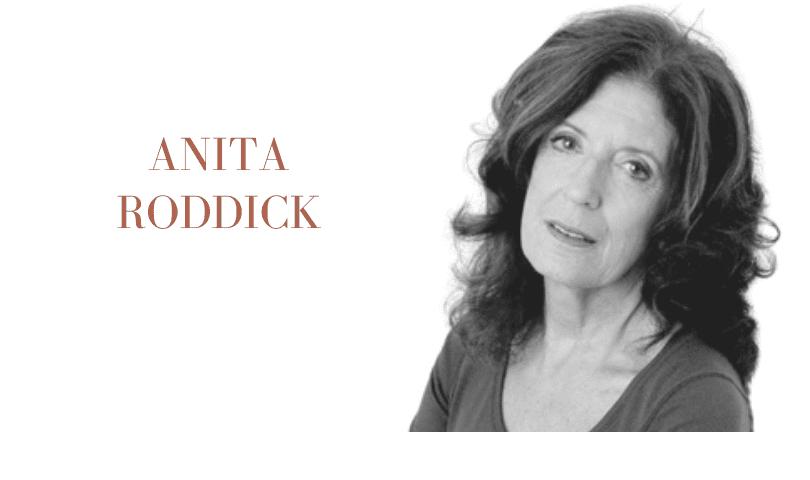 Anita Reddick - Environmental activist
